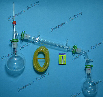 500ml2440distillation Apparatuslaboratory Glassware Setlab Glassware Kit