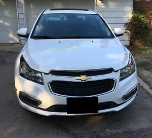2015 Chevy Cruze Sparkling Clean!