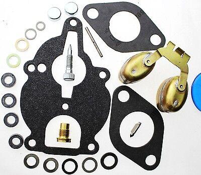 Carburetor Kit Float Fit International Harvester Engines With Zenith 14008 Zc66
