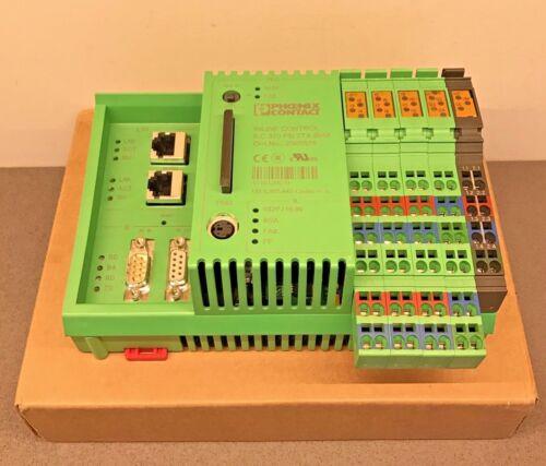 New Phoenix Contact Inline-controller Ilc 370 Pn 2tx-ib/m - 2985576 Profinet