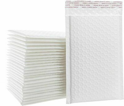 200 1 7.25x12 Poly Bubble Padded Envelopes Mailers Shipping Case Bags 7x12