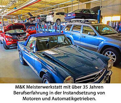 Mercedes C218 CLS 500 CLS 500 4Matic M278922 Motor Generalüberholung 4,7 278.922