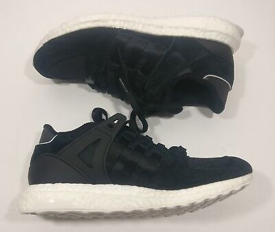 2248ecc1bac60 Mens Adidas EQT Support Ultra Boost Sole 93 16 OG Black Laces Size 7.5  (BY9148)