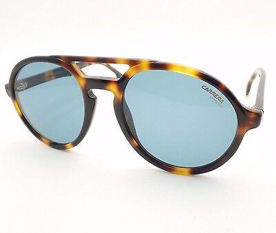Carrera Pace Light Havana Blue New Sunglasses Authentic rl