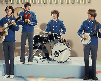 "The Monkees 10"" x 8"" Photograph no 28"