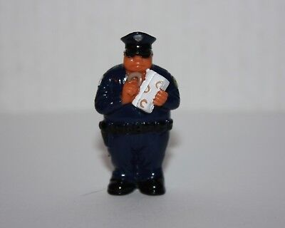 HOMIES Set #4 OFFICER PLACA Figure Vending Machine Toy