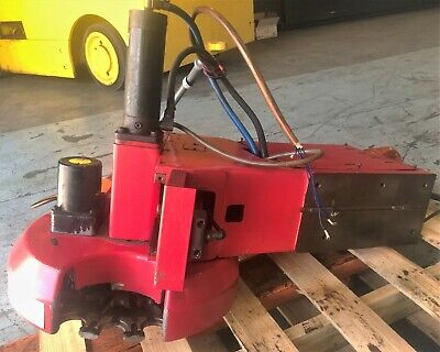 Used Automatic Tool Changer With Motor Off Of 1980 Matsuura Mc-500v 4476
