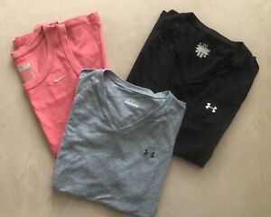 Lot of women's workout tops