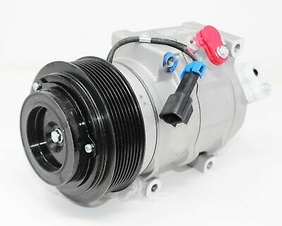 Denso Style Ac Compressor For John Deere At367640 70-6-0009