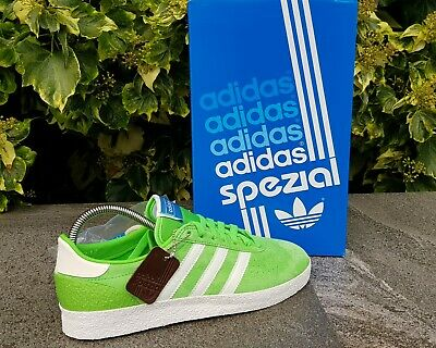 BNWB & DeadStock Adidas Originals ® Munchen SPZL Spezial Trainers in UK Size 9.5