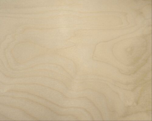 """Wood-Ever 1/8"""" (3mm) - 12x12 Baltic Birch Plywood Sheets - 20 Pack"""