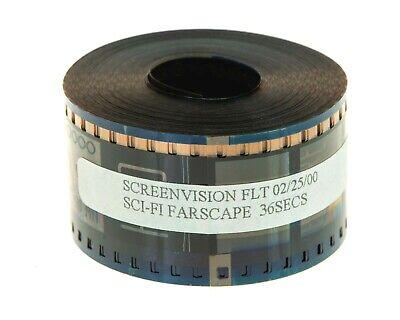 NEW FARSCAPE 35mm Movie Promo Trailer **ULTRA RARE** SEALED