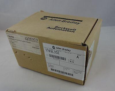 Ivs77 Allen Bradley 1794-l35e Compactlogix Processor New
