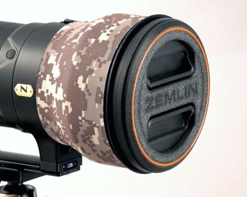 Lens Cap - Zemlin Photo Cap for Nikon, Canon, Sony, Sigma Large Telephoto Lenses