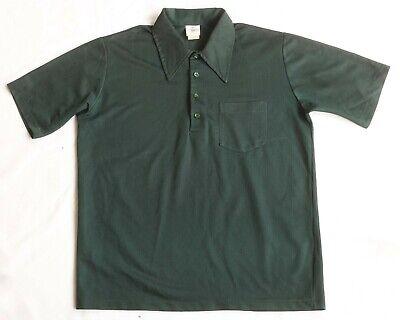 Vintage  60s Jantzen Polo Shirt, Large, Made USA Mad Men