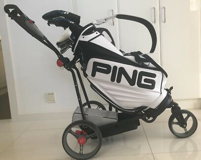 PING Golf Set Brand New Unused (With Golf Cart)