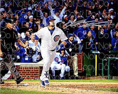 Cubs signed KYLE SCHWARBER 5 8X10 photo picture poster autograph RP