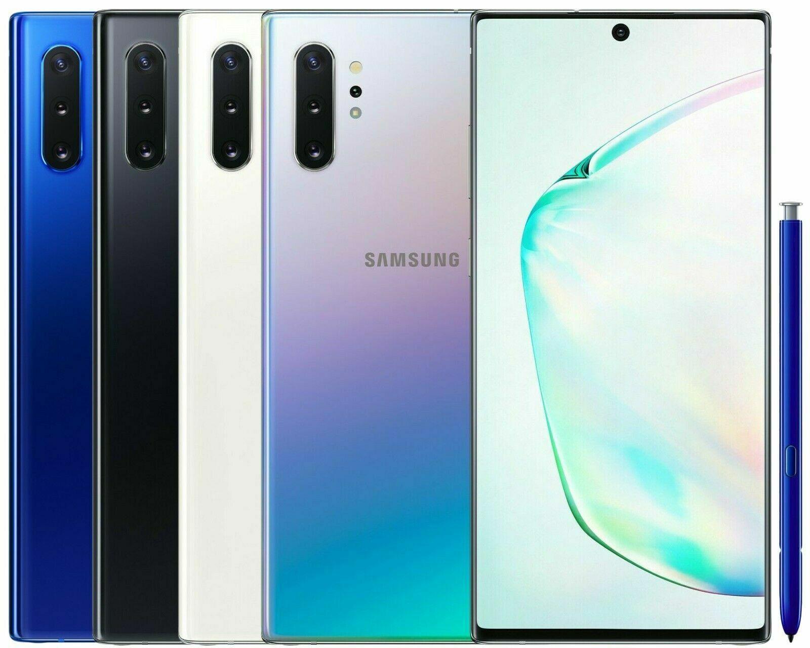 Samsung Galaxy Note 10+ Plus SM-N975F/DS 256GB 12GB RAM  6.8