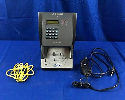 Schlage Hp-2000 Ingersoll Recognition System Handpunch 2000 Biometric Time Clock