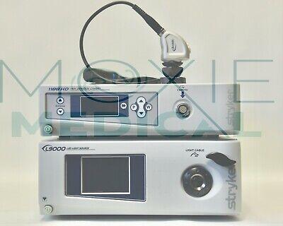 Stryker 1188 Hd Camera System 1188-010-000 1188-210-105 240-030-960 220210000