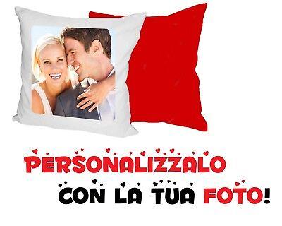 Cuscino personalizzato_San Valentino_Quadrato bicolore