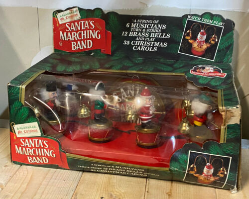 1993 Mr Christmas SANTA