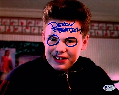DEVIN RATRAY SIGNED HOME ALONE 8X10 PHOTO BUZZ MCCALLISTER AUTOGRAPH PSA BAS COA - Buzz Home Alone