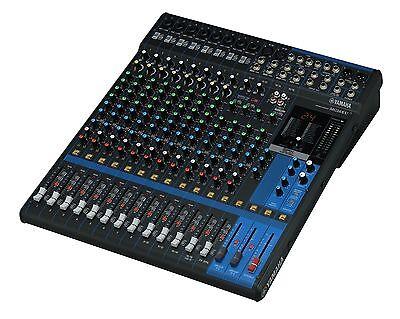 Yamaha MG16XU 16-Channel Analog Mixing Console B-Stock + Free Shipping! MINT!
