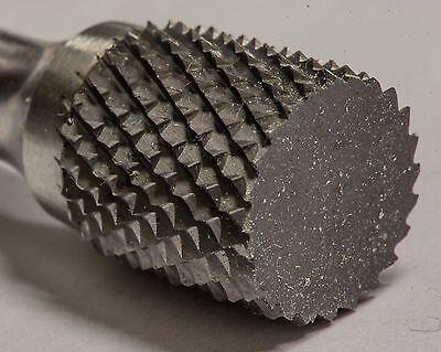 Sa 12 Cylindrical End Carbide Burr Bur Cutting Tool Die Grinder Bit Diamond Cut