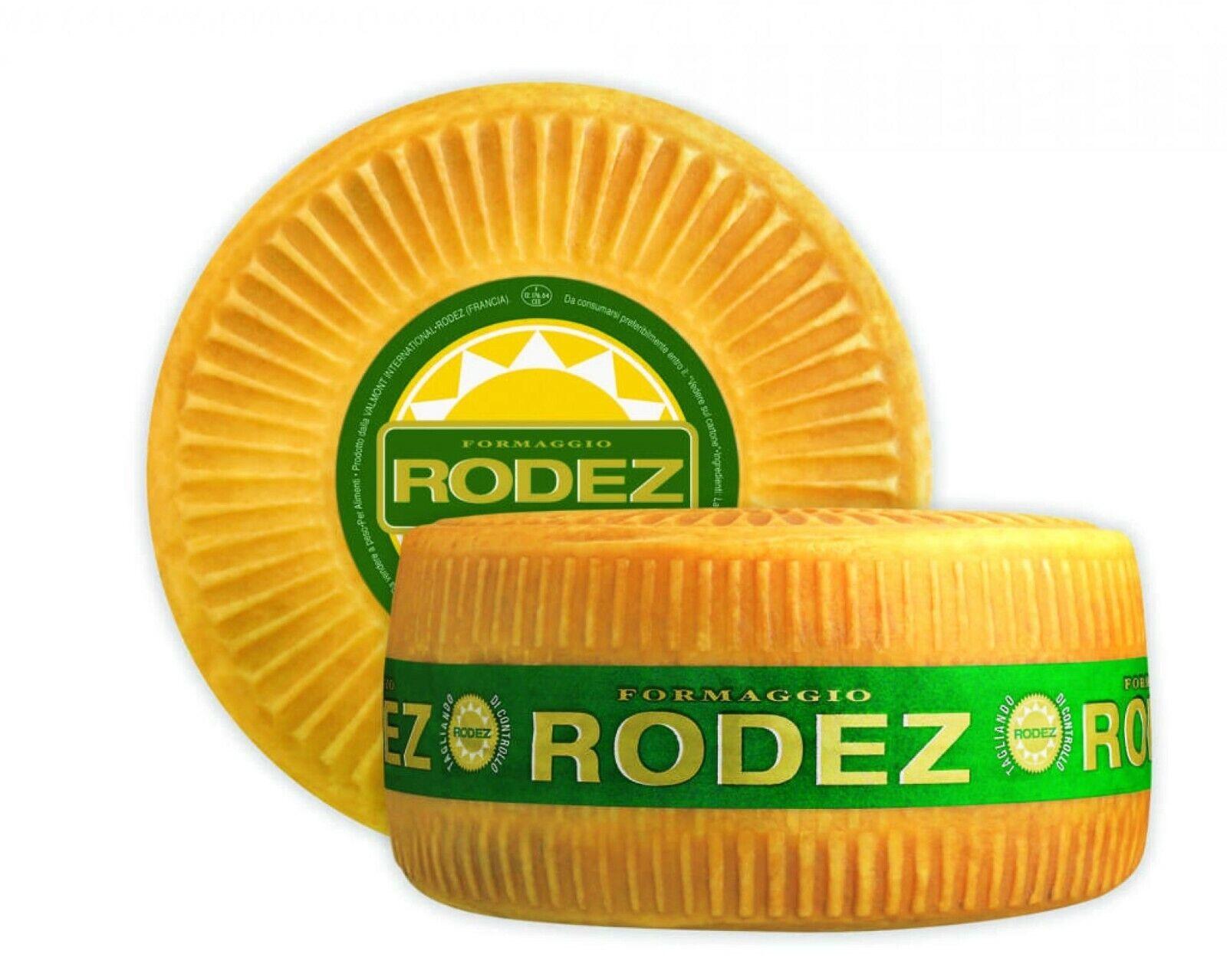 FORMAGGIO RODEZ STAGIONATO 12 MESI DA GRATTUGGIARE FORMA INTERA KG.2,3/2,6 circa