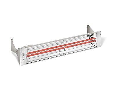 """Infratech Dual Heater WD-3028 SS  33"""" 3000 WATT 208V"""
