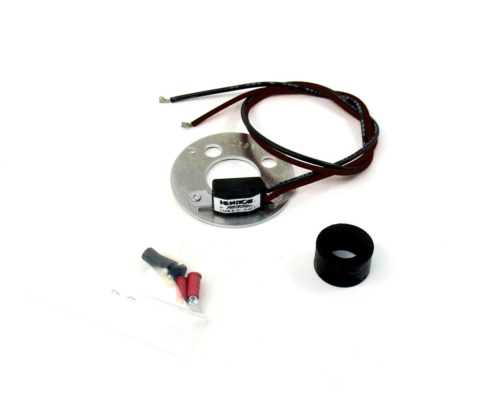Pertronix 1121P12 12 Volt Positive Ground 2 Cylinder Delco Ignitor