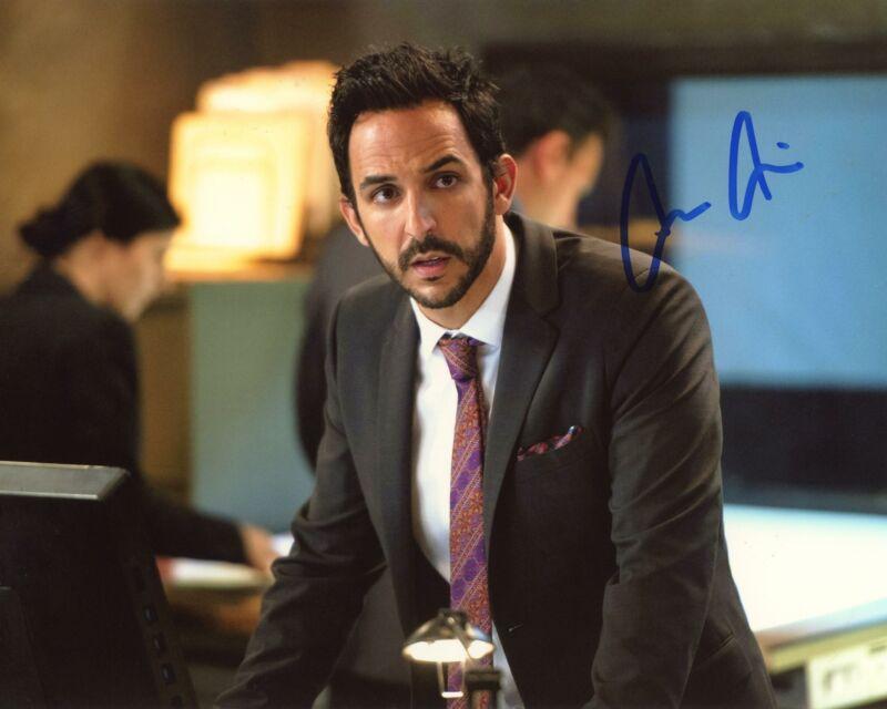 """Amir Arison """"The Blacklist"""" AUTOGRAPH Signed 8x10 Photo B"""