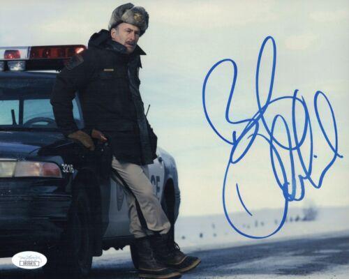 BOB ODENKIRK Signed FARGO 8x10 Photo IN PERSON Autograph BILL OSWALT JSA COA