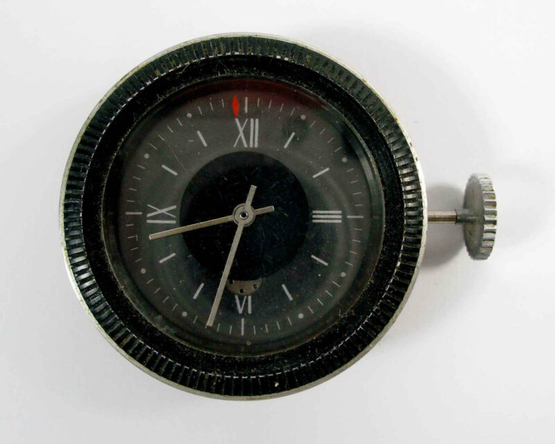 Electro mechanical Panel Clock ЧС-196 USSR watch