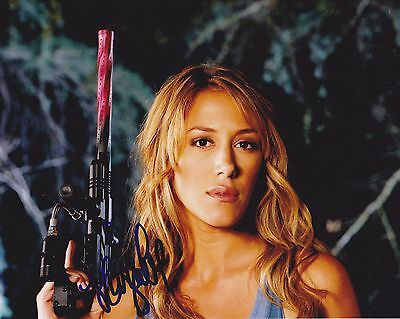 Actress Haylie Duff Autographed 8X10 Photo  Reproduction  1