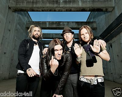 Shinedown 8 x 10 / 8x10 GLOSSY  Photo Picture