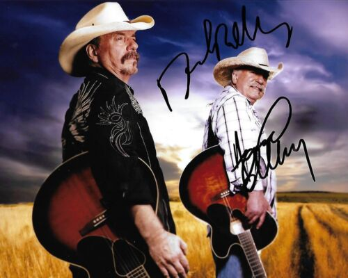 The Bellamy Brothers Autographed 8x10 Photo (Reproduction)  1