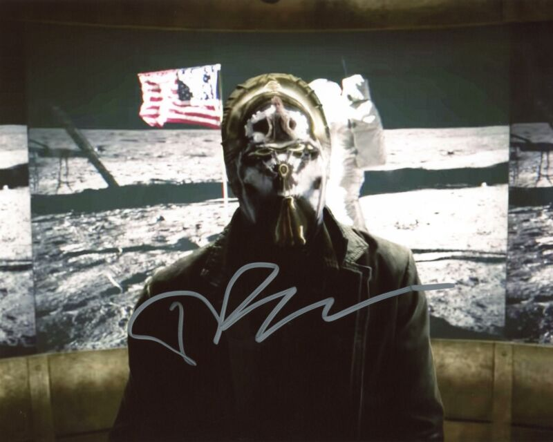 "Tim Blake Nelson ""Watchmen"" AUTOGRAPH Signed 'Looking Glass' 8x10 Photo ACOA"