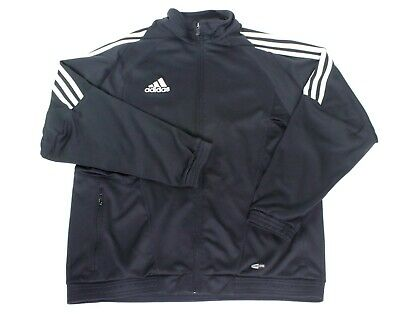 Adidas Mens Size Small BC United Fusion Soccer Vented Clima Cool Full Zip Jacket
