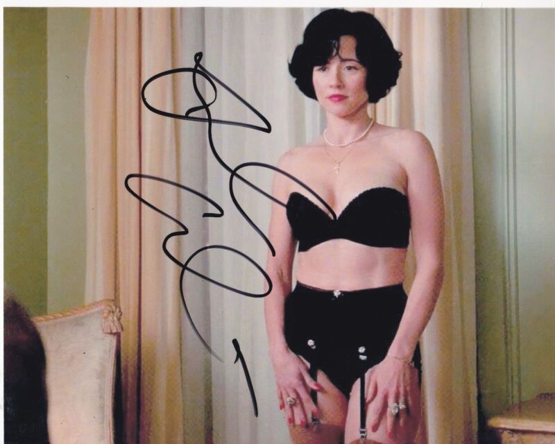 LINDA CARDELLINI SIGNED 8X10 PHOTO AUTHENTIC AUTOGRAPH MAD MEN FREAKS AND GEEKS
