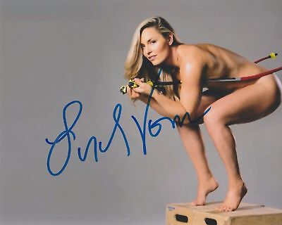 Lindsey Vonn Signed 8X10 Autographed Photo Reprint