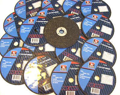 """50 3"""" AIR CUT-OFF WHEELS DISCS FITS MAC CUTOFF TOOL"""