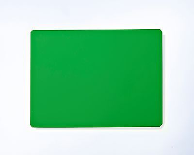 Green 9 X 12 Dry Erase Magnet Sheet - 1 Sheet -- Made In Usa