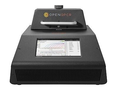 Chai Open Qpcr Real-time Pcr Thermocycler 2x Channel - Brand New W Warranty