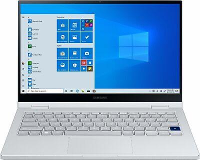 "Samsung - Galaxy Book Flex Alpha 2-in-1 13.3"" QLED Touch-Screen Laptop - Inte..."