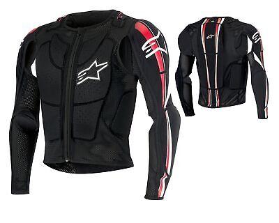 Alpinestars Bionic Plus Protektorjacke schwarz MX MTB Motocross Enduro S-XXL (Alpinestars Jacke Männer)