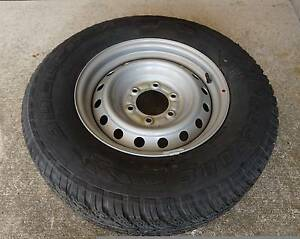 Brand New Genuine Isuzu D-Max Bridgestone Dueler Tire and Rim Capital Hill South Canberra Preview
