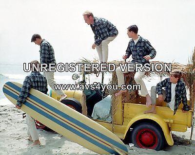"""Beach Boys 10"""" x 8"""" Photograph no 52"""