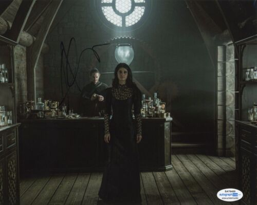 Anya Chalotra The Witcher Autographed Signed 8x10 Photo ACOA